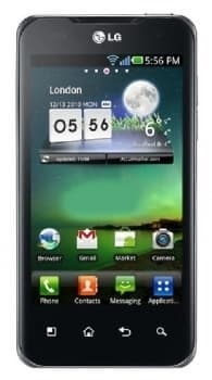 LG P999 Optimus G2x (Black)