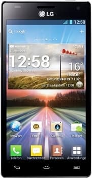 LG P880 Optimus 4x HD (Black)