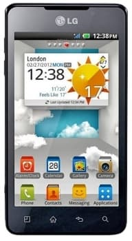 LG P725 Optimus 3D Max (Black)