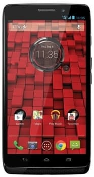 Motorola Droid Ultra (Black)