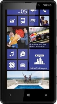 Nokia Lumia 820 (Black)
