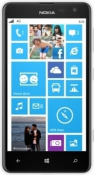 Nokia Lumia 625 (White)