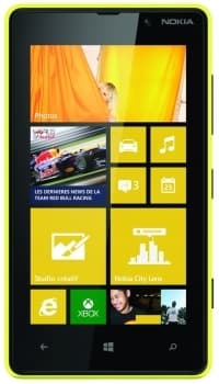 Nokia Lumia 820 (Yellow)