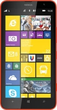 Nokia Lumia 1320 (Red)