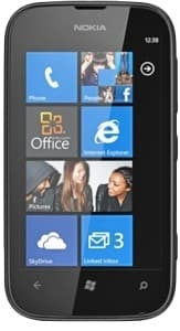 Nokia Lumia 510 (White)