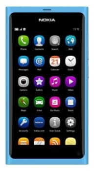 Nokia N9 (Blue) 16GB