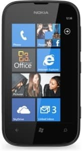 Nokia Lumia 510 (Red)