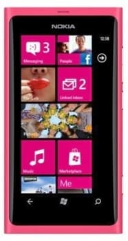 Nokia Lumia 000 (Pink)