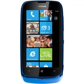 Nokia Lumia 610 (Blue)