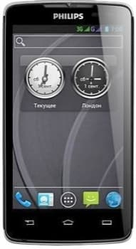 Philips Xenium W732 (Black)