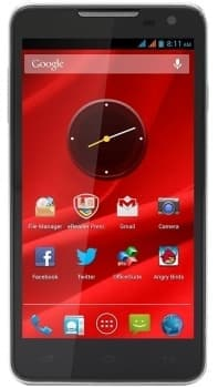 Prestigio MultiPhone 5044 DUO (Black)