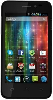 Prestigio MultiPhone 5400 DUO (Black)