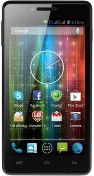 Prestigio MultiPhone 5500 DUO (Black)