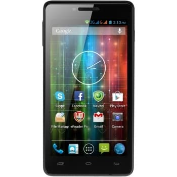 Prestigio MultiPhone 5450 DUO (Black)