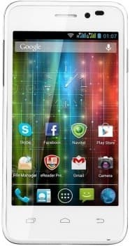 Prestigio MultiPhone 5400 DUO (White)