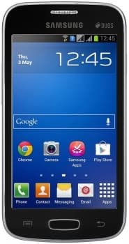 Samsung S7262 Galaxy Star Plus (Mist Black)