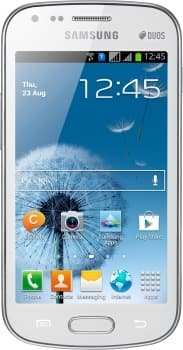 Samsung S7562 Galaxy S Duos (White)