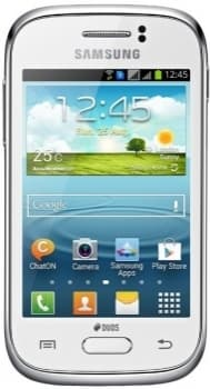 Samsung S6312 Galaxy Young (White)