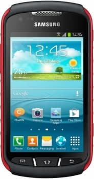 Samsung S7710 Galaxy Xcover II (Black Red)