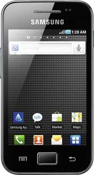 Samsung S5830 Galaxy Ace (Black)