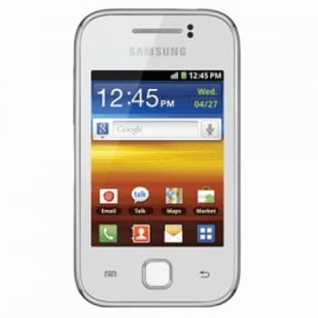Samsung S5360 Galaxy Young (White)