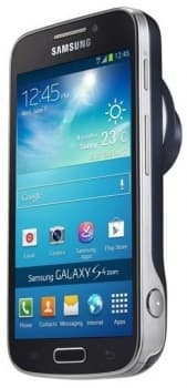 Samsung SM-C1010 Galaxy S4 Zoom (Black)