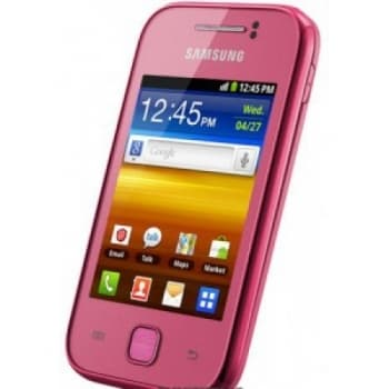 Samsung S5360 Galaxy Young (Pink)