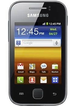 Samsung S5360 Galaxy Young (Gray)