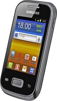 Samsung S5300 Galaxy Pocket (Black)