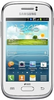Samsung S6310 Galaxy Young (White)