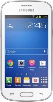 Samsung S7390 Galaxy Trend (Ceramic White)