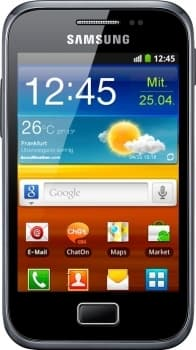 Samsung S7500 Galaxy Ace Plus (Dark Blue)