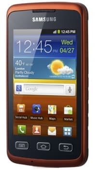 Samsung S5690 Galaxy Xcover (Orange)