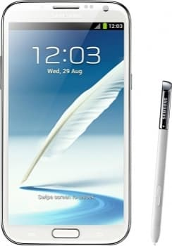 Samsung N719 Galaxy Note II (White)