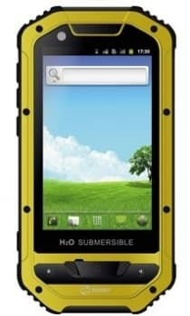 Senseit P4 (Black Yellow)