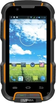 Sigma mobile X-treme PQ22 (Black Orange)