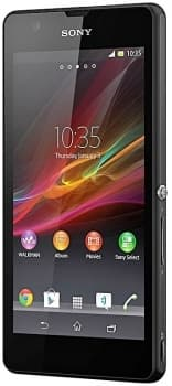 Sony Xperia ZR C5502 (Black)