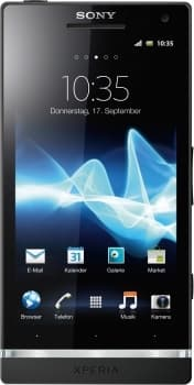 Sony Xperia S (Black)