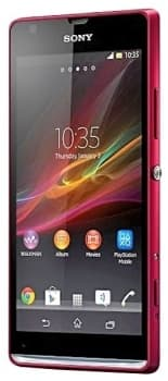 Sony Xperia SP C5302 (Red)