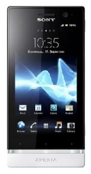 Sony Xperia U (Black/White)