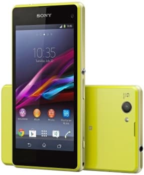 Sony Xperia Z1 Compact D5503 (Lime)