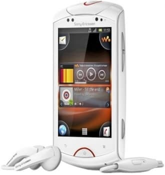 Sony Ericsson Live with Walkman (White)