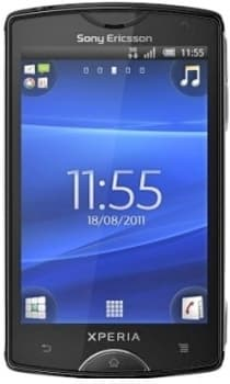 Sony Ericsson Xperia Mini (Black)