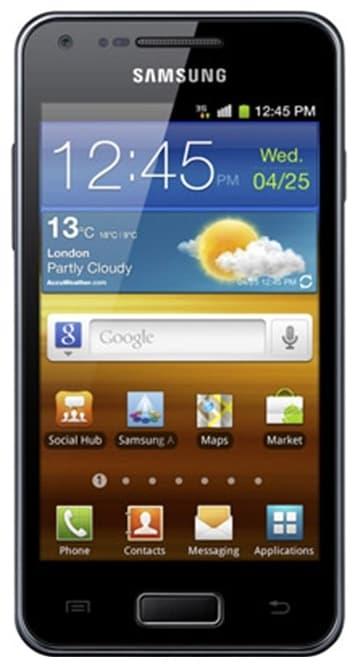 Samsung Gt S7250
