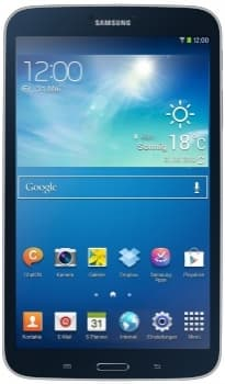 Samsung Galaxy Tab 3 8.0 16GB Metallic Black (SM-T3110MKA)