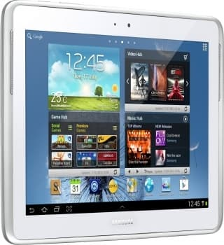 Samsung Galaxy Note 10.1 16GB N8010 White