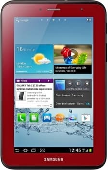 Samsung Galaxy Tab 2 7.0 8GB P3113 Garnet Red