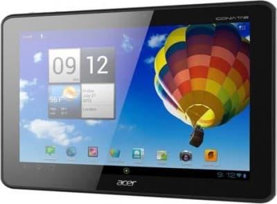 Прошивка Acer Iconia Tab A510