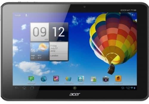 Acer a511 прошивка скачать