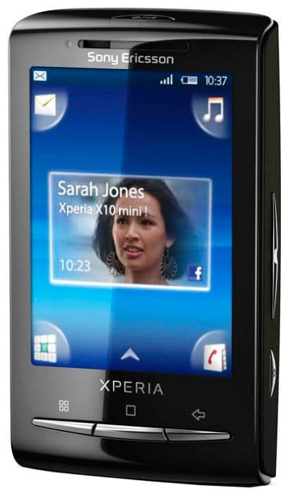 Sony xperia x10i скачать прошивку